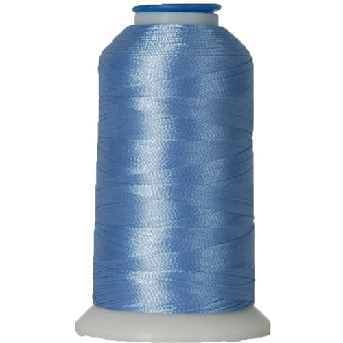 Polyester Embroidery Thread No. 276 - Cornflower - 1000M - Threadart.com
