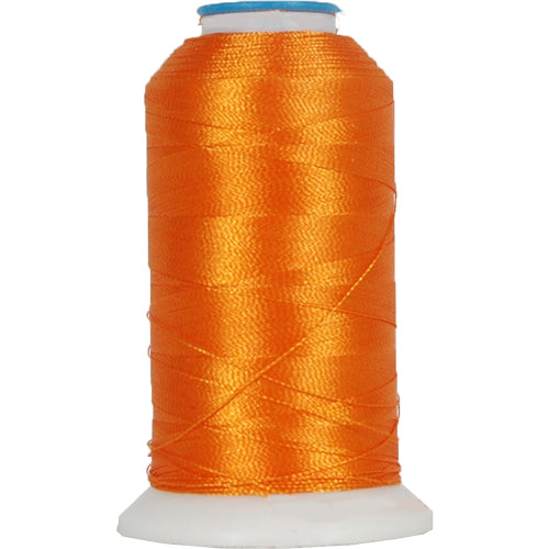 Polyester Embroidery Thread No. 937 - Goldfish - 1000M - Threadart.com