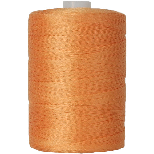 Cotton Quilting Thread -Apricot - 1000 Meters - 50 Wt. - Threadart.com