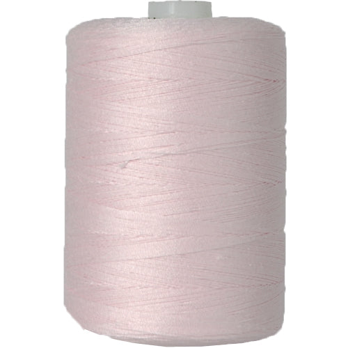 Cotton Quilting Thread - Pale Pink - 1000 Meters - 50 Wt. - Threadart.com