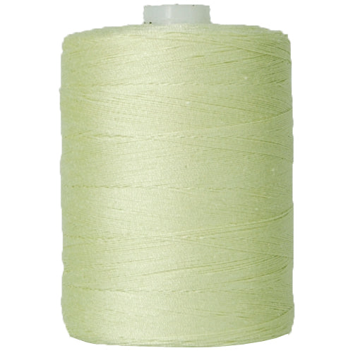 Cotton Quilting Thread - Celery - 1000 Meters - 50 Wt. - Threadart.com