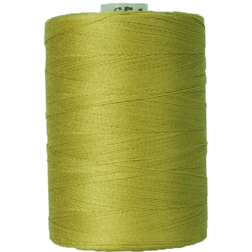 Cotton Quilting Thread - Autumn Green - 1000 Meters - 50 Wt. - Threadart.com