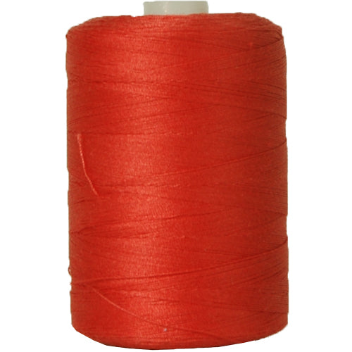 Cotton Quilting Thread - Terra Cotta - 1000 Meters - 50 Wt. - Threadart.com