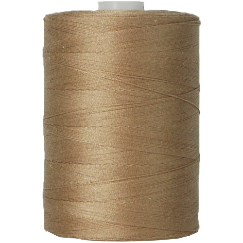 Cotton Quilting Thread - Earth Tan - 1000 Meters - 50 Wt. - Threadart.com