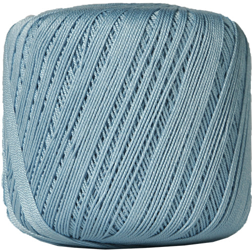Cotton Crochet Thread - Size 10 - Lt. Blue - 175 Yds - Threadart.com