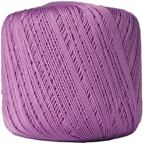Cotton Crochet Thread - Size 10 - Lilac - 175 Yds - Threadart.com