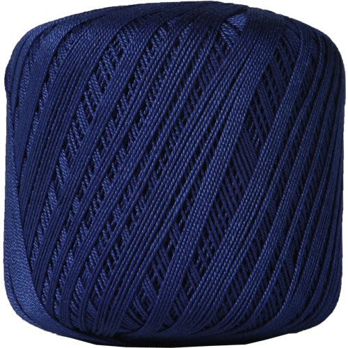 Cotton Crochet Thread - Size 10 - Blue - 175 Yds - Threadart.com