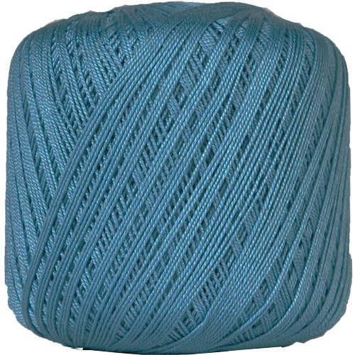 Cotton Crochet Thread - Size 10 - Turquoise - 175 Yds - Threadart.com