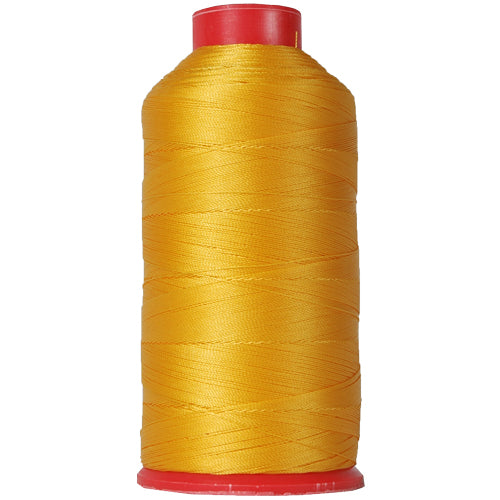 Bonded Nylon Thread - 1500 Meters - #69 - Orange - Threadart.com