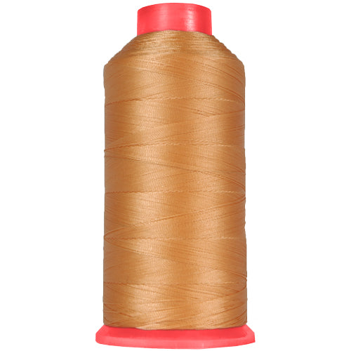 Bonded Nylon Thread - 1500 Meters - #69 - Pumpkin - Threadart.com