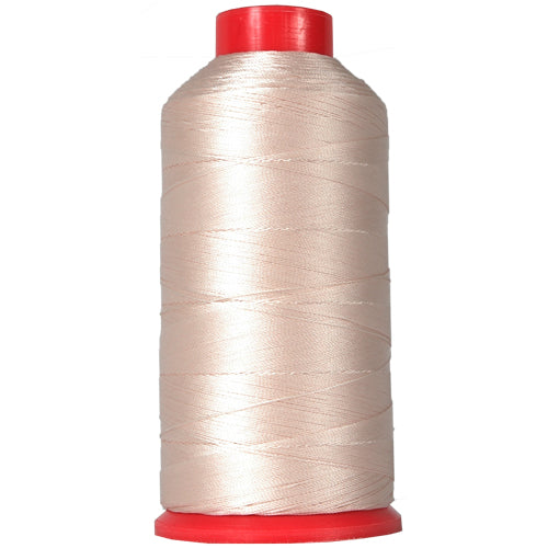 Bonded Nylon Thread - 1500 Meters - #69 - Pink Flesh - Threadart.com