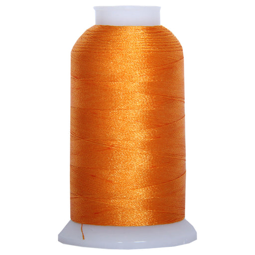 Polyester Embroidery Thread No. 1065 -Mango - 1000M - Threadart.com