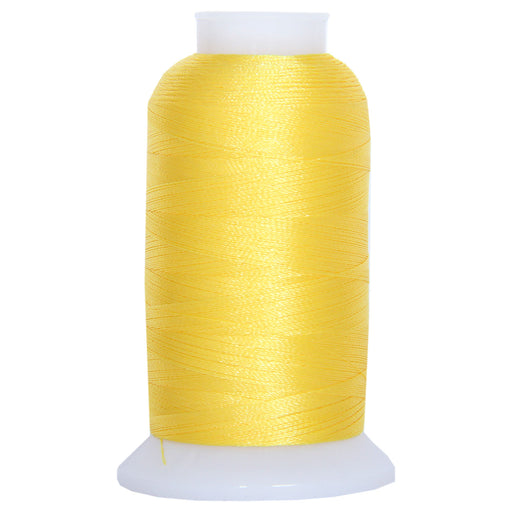 Polyester Embroidery Thread No. 1083 - Warm Yellow - 1000M - Threadart.com