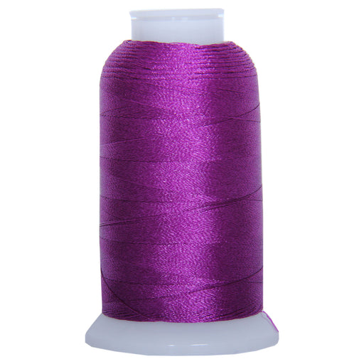 Polyester Embroidery Thread No. 1334 - Mulberry - 1000M - Threadart.com