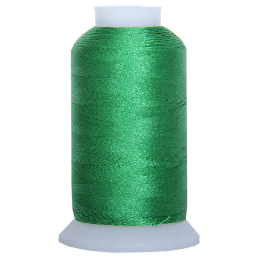 Polyester Embroidery Thread No. 1369 - Kelly - 1000M - Threadart.com