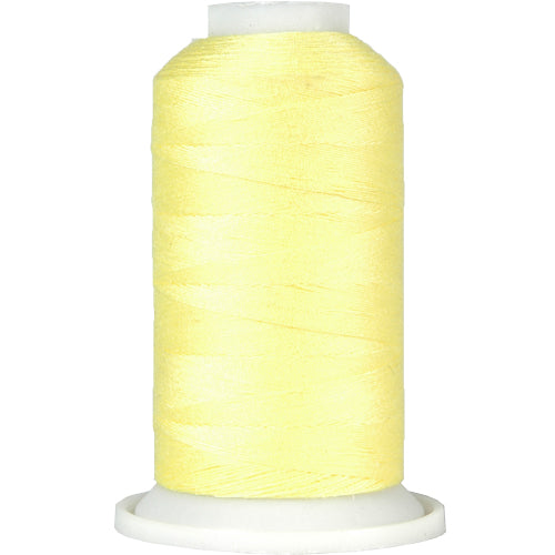 All-Purpose Polyester Sewing Thread No. 152- 600m - Lemon - Threadart.com