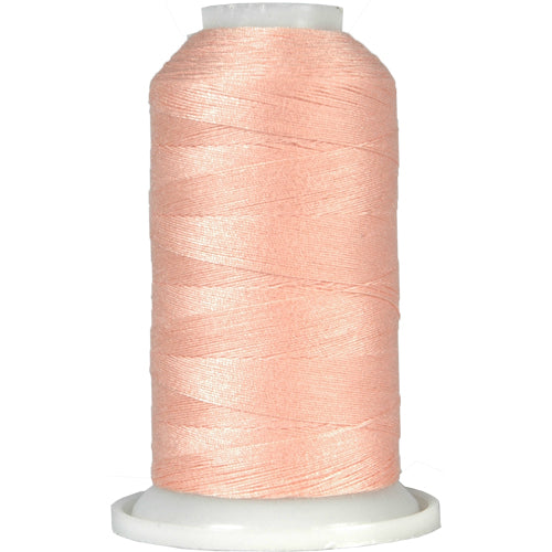 All-Purpose Polyester Sewing Thread No. 166- 600m - Pink Flesh - Threadart.com