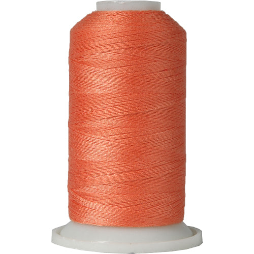 All-Purpose Polyester Sewing Thread No. 168- 600m - Portland Orange - Threadart.com
