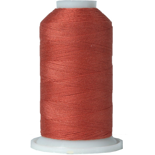 All-Purpose Polyester Sewing Thread No. 171- 600m - Terra Cotta - Threadart.com