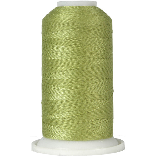 All-Purpose Polyester Sewing Thread No. 222- 600m - Avocado - Threadart.com