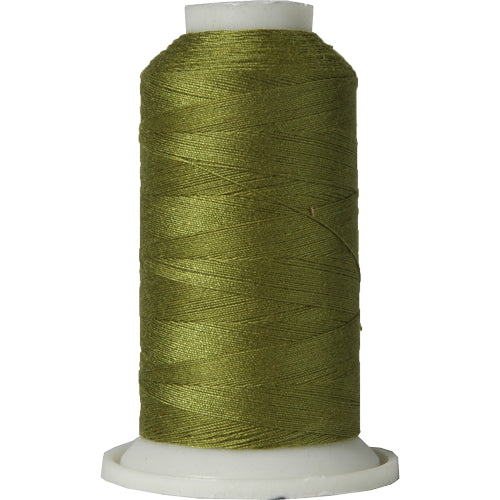 All-Purpose Polyester Sewing Thread No. 223 - 600m - Dk Avocado - Threadart.com