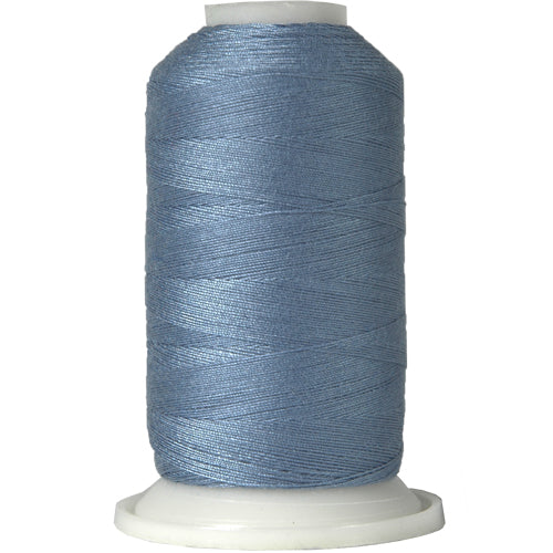 All-Purpose Polyester Sewing Thread No. 241- 600m - Oriental Blue - Threadart.com
