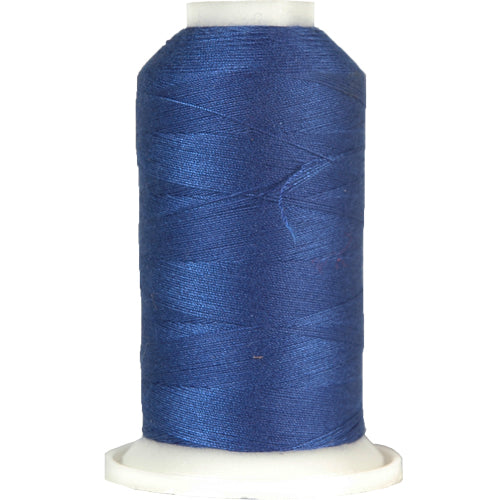 All-Purpose Polyester Sewing Thread No. 250 - 600m - Blue - Threadart.com
