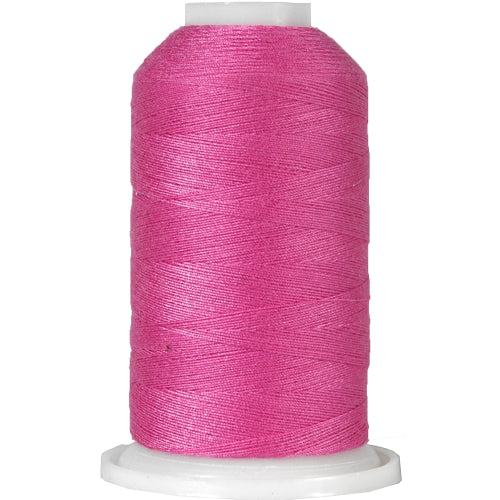 All-Purpose Polyester Sewing Thread No. 281- 600m - Dk Rose - Threadart.com