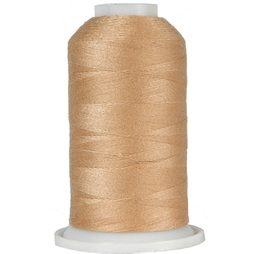 All-Purpose Polyester Sewing Thread No. 306- 600m - Lt Tan - Threadart.com