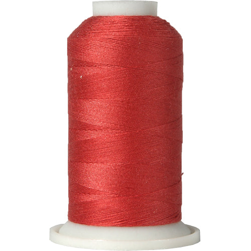 All-Purpose Polyester Sewing Thread No. 318 - 600m - Brick - Threadart.com