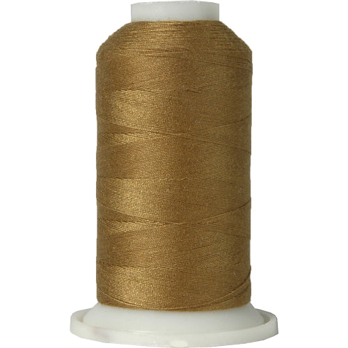 All-Purpose Polyester Sewing Thread No. 340- 600m - Olive - Threadart.com