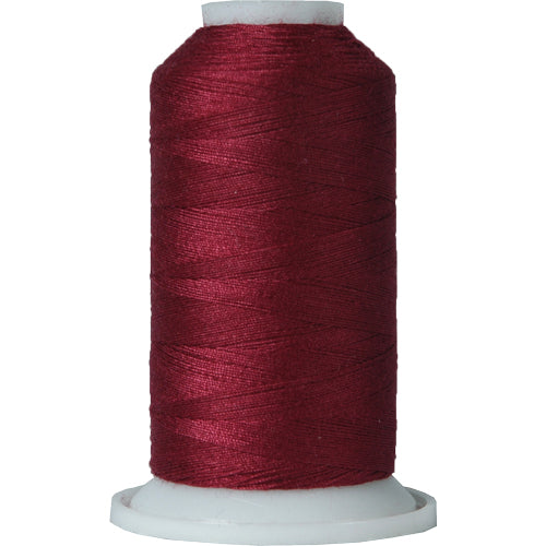All-Purpose Polyester Sewing Thread No. 394 - 600m - Dk Maroon - Threadart.com