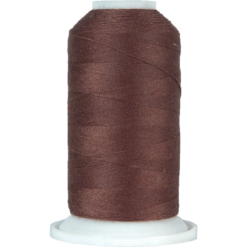 All-Purpose Polyester Sewing Thread No. 405 - 600m - Chocolate - Threadart.com