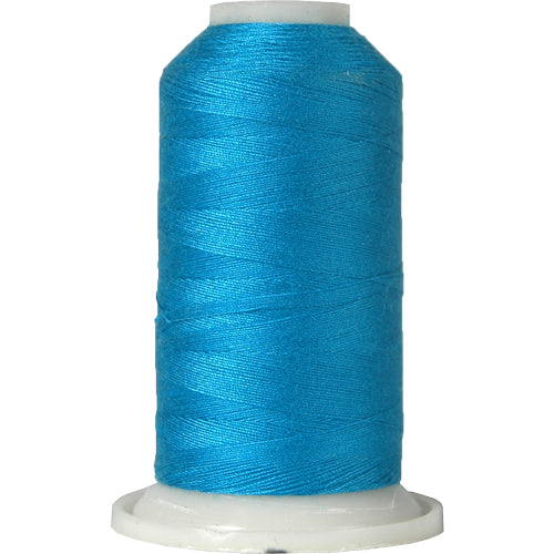 All-Purpose Polyester Sewing Thread No. 465- 600m - Aquamarine - Threadart.com