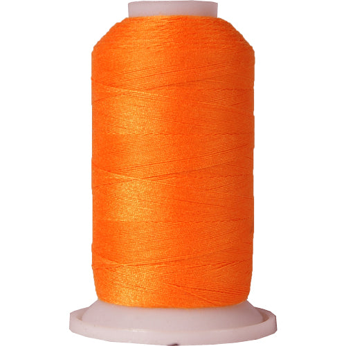 All-Purpose Polyester Sewing Thread No. 478- 600m - Orange Yellow - Threadart.com