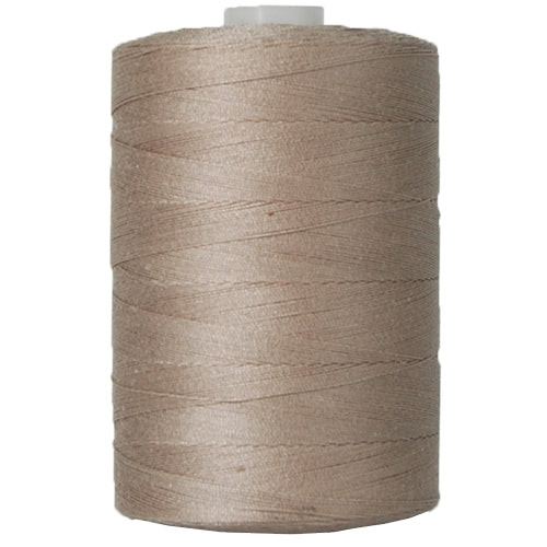 Cotton Quilting Thread - Grey - 1000 Meters - 50 Wt. - Threadart.com