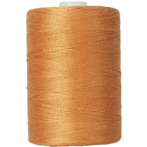 Cotton Quilting Thread - Mocha - 1000 Meters - 50 Wt. - Threadart.com