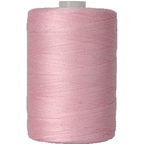 Cotton Quilting Thread - Pink - 1000 Meters - 50 Wt. - Threadart.com