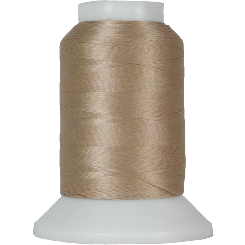 Wooly Nylon Thread- 1000m Spools - Beige - Threadart.com