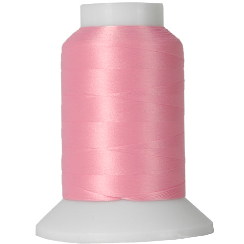 Wooly Nylon Thread - 1000m Spools - Pink - Threadart.com