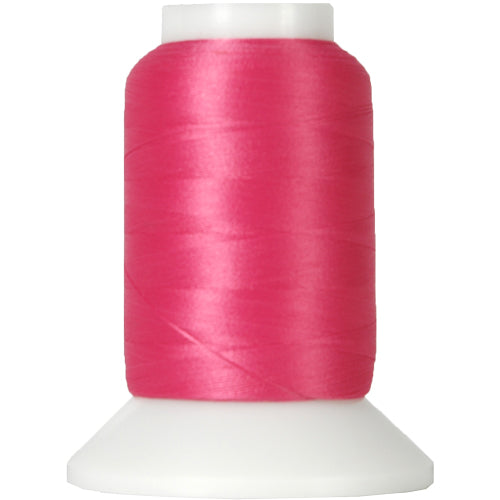 Wooly Nylon Thread - 1000m Spools - Hot Pink - Threadart.com