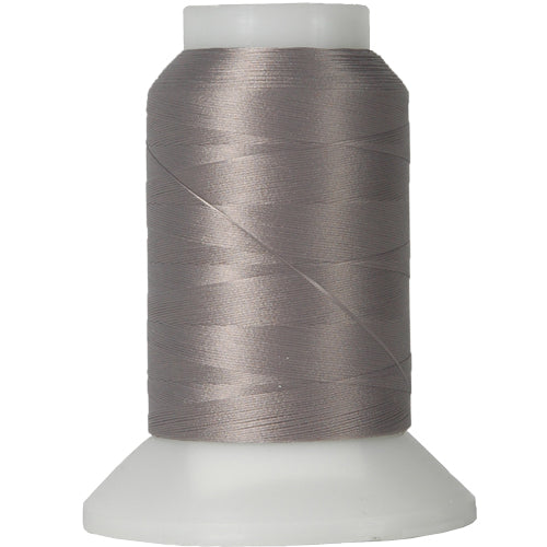 Wooly Nylon Thread - 1000m Spools - Grey - Threadart.com