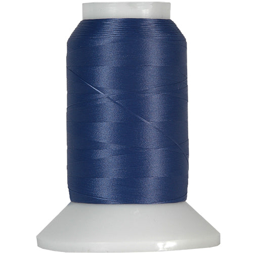 Wooly Nylon Thread - 1000m Spools - Dk Periwinkle - Threadart.com