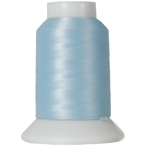 Wooly Nylon Thread - 1000m Spools - Baby Blue - Threadart.com