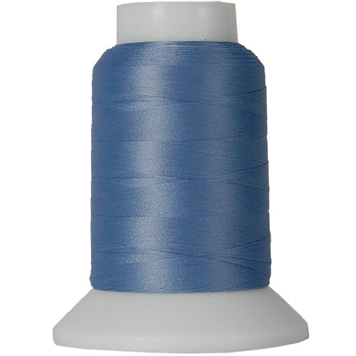 Wooly Nylon Thread - 1000m Spools - Denim - Threadart.com