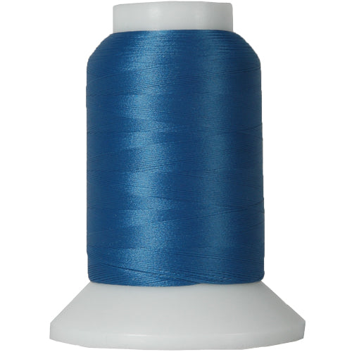 Wooly Nylon Thread - 1000m Spools - Blue - Threadart.com