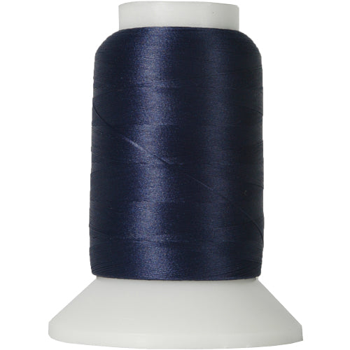Wooly Nylon Thread - 1000m Spools - Navy - Threadart.com