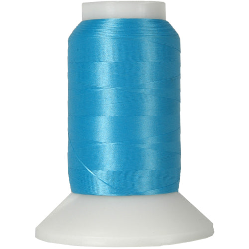 Wooly Nylon Thread - 1000m Spools - Turquoise - Threadart.com