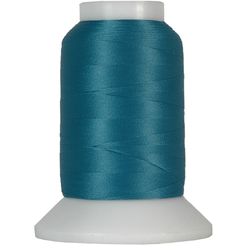 Wooly Nylon Thread - 1000m Spools - Cadet Blue - Threadart.com