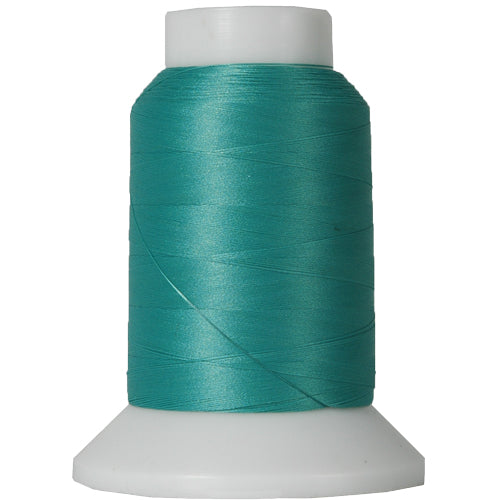 Wooly Nylon Thread - 1000m Spools - Dark Aqua - Threadart.com